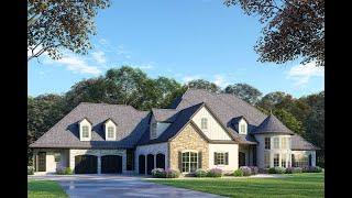 EUROPEAN HOUSE PLAN 8318-00088