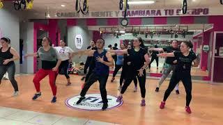 Parecen Viernes ZIN 81 Zumba Fitness 🗣💃🏼 Marc Anthony