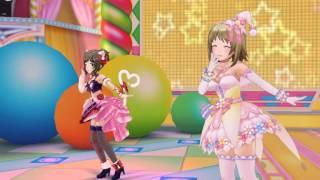 Uzuki Shimamura  - (THE iDOLM@STER: Cinderella Girls) - THE IDOLM@STER CINDERELLA GIRLS  STARLIGHT STAGE Let`s go Happy (uzuki Cute) MV