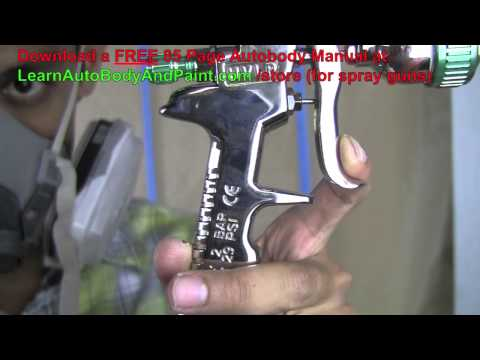 Warwick 904HE and 878SHE Spray Gun Review (Not Anymore!) The ATOM X is Much Better!