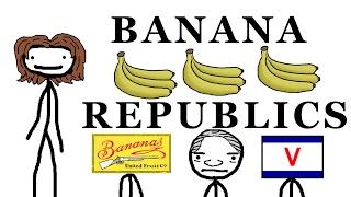 The Banana Republics