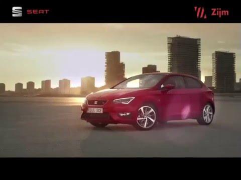 Seat   Leon Cupra  Хетчбек класса C - рекламное видео 4