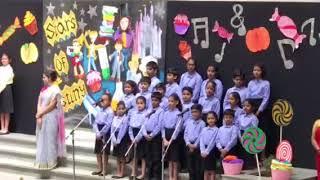 Banku 2018 school choir song 1