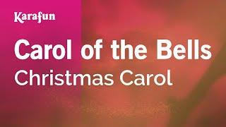 Karaoke Carol of the Bells - Christmas Carol *