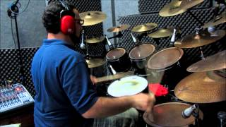 Silence and Distance (Angra) - Drum cover by André Lira