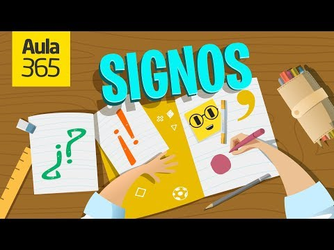 Signos de Puntuación: ¿Cuándo se usan y por qué?   Videos Educativos para Niños