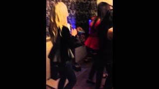 Girls avin a dance!!