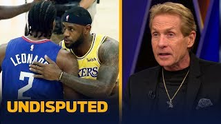Skip Bayless reacts to LeBron selecting Kawhi with his 2nd All-Star pick | NBA | UNDISPUTED