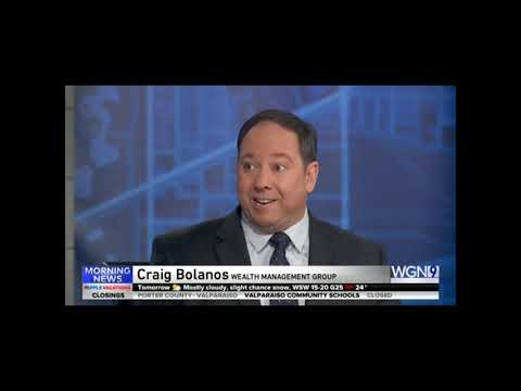 Craig Bolanos on WGN Channel 9 | Lessons from Implications of the Government Shutdown