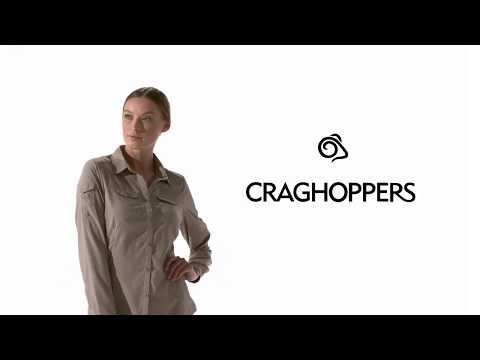 Craghoppers Damen Mückenschutz Hemd / Bluse Adventure   RennerXXL