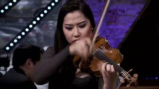 Sarah Jang Vitali Chaconne in G Minor