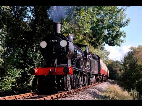 Victorian Day on the Bodmin & Wenford Railway 9th October 20…