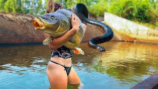 Crazy Fishing Moments You Should See To Believe!