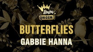 Gabbie Hanna   Butterflies (Karaoke Version) SINGING QUEEN