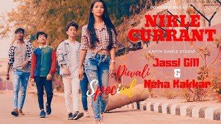 Nikle Currant - Jassi Gill   Neha Kakkar   Choreography By Rahul Aryan   Dance Short Film   Earth..