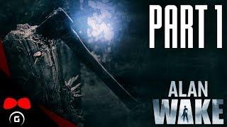 Alan Wake | #1 | Agraelus | CZ Let's Play / Gameplay [1080p60] [PC]
