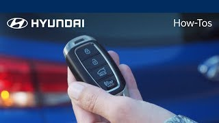 How to Unlock Your Trunk | Elantra GT | Hyundai