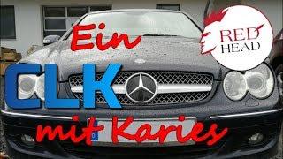 Was tun wenn die Steuerkette streikt? Mercedes CLK 280 V6 mit 272 Motor | Redhead