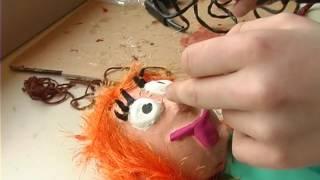 Marionetten - Herstellung in der Schule