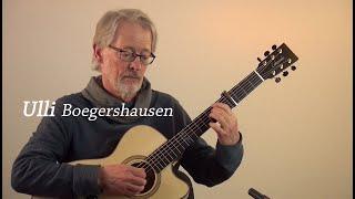 Ulli Boegershausen: Indigo (Yiruma cover)