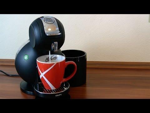 Hands-On Kurztest: Nescafé Dolce Gusto Melody Kapsel Kaffeemaschine (manuell)