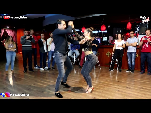 Marcelo & Belén - DJ Tronky - Havana