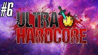 Minecraft: ULTRA HARDCORE SURVIVAL Ep 6 - NETHER CASTLES