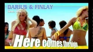 Darius & Finlay Feat. Daz - Here Comes The Night (Werbespot RTL II)