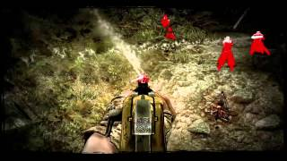 Call of Juarez Gunslinger - Code of the West Trailer [Europe]