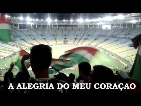 """""""Bravo 52 - Música '' Todo domingo '' legendada"""" Barra: O Bravo Ano de 52 • Club: Fluminense"""