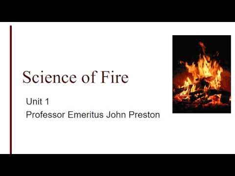 Unit01 Fire Science