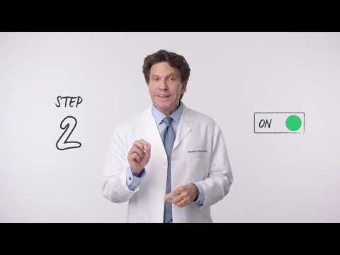 Application et effets de l'Ultra Gentle Alpha Beta® Daily Peel
