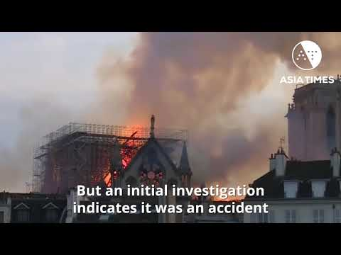 Notre-Dame workers questioned as cash pours in
