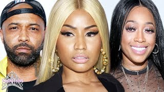 Nicki Minaj feuding with Trina?! | Nicki goes off on Joe Budden! (Queen Radio)