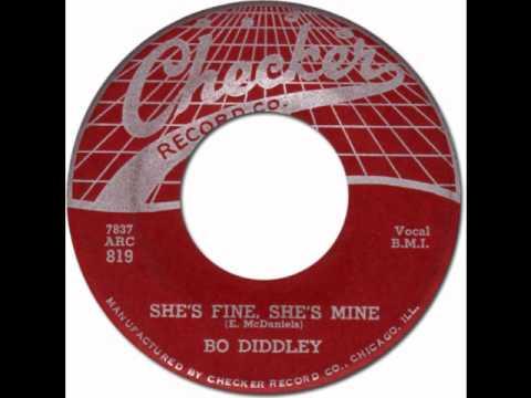 She's Fine, She's Mine - Bo Diddley