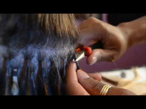 Hair Extensions Training Courses Online Preview: California Hair ...