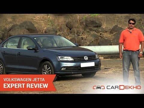 Volkswagen Jetta Diesel MT | Expert Review | CarDekho.com