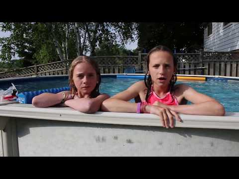 Galaxy Girls - Pool Challenge
