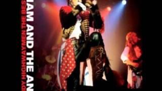 Adam & The Ants- Jolly Roger