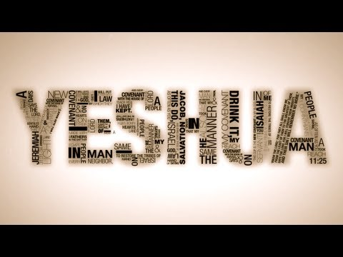 New Covenant (Yeshua) Joshua Aaron | Messianic Music