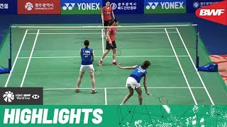 Gwangju Korea Masters 2019 | Finals WD Highlights | BWF 2019