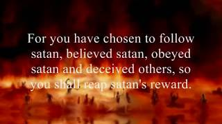 Salvation or Damnation was already predestined! Endtime Prophecy