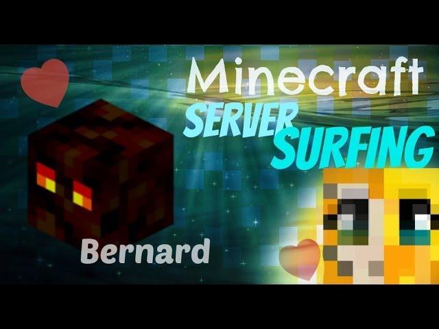 "Server Surfing : Hypixel - ""Bernard !!!""       w/ stampylongnose"