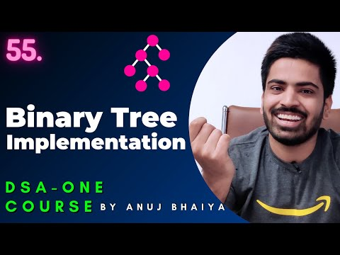 Binary Tree and Recursion in Java 🔥 | Part - 1 / 2 | Methods of creating Binary Trees