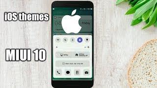 ios theme for redmi note 4 miui 10 - मुफ्त ऑनलाइन