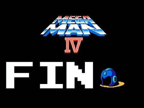 Mega Man 4 Walkthrough Part 4 Dive Drill By