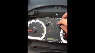 Indicador de autonomía oculto AVEO 2012 paq. B (1 parte)