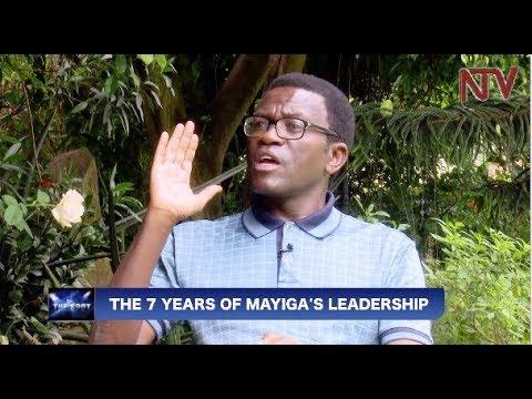 The 7 years of Charles Peter Mayiga as Katikkiro | ON THE SPOT