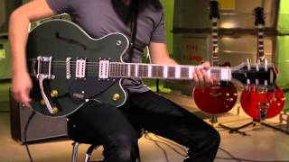 Gretsch G2622T Streamliner Center Block w/Bigsby - GM Video
