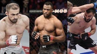 Победа Нурмагомедова, боец уволен из UFC, реванш Нганну, титульный бой Али Багаутинова